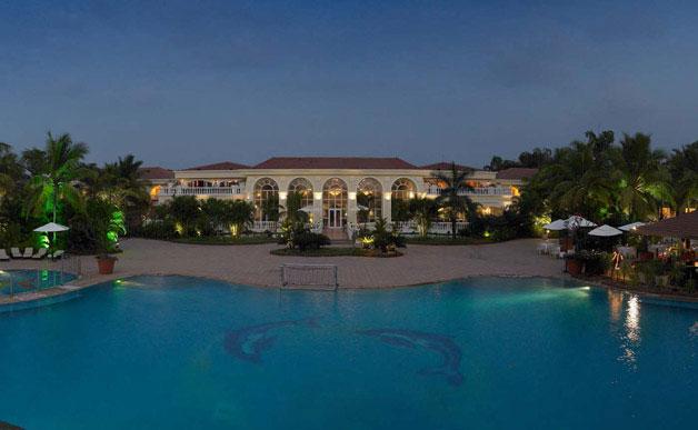 Отель Zuri White Sands Resort