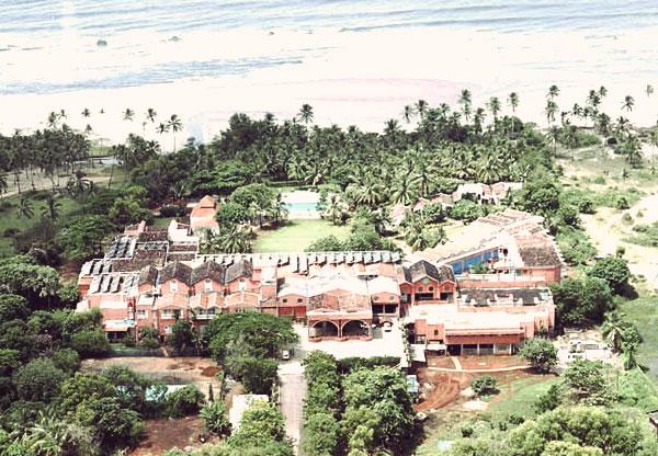 Majorda Beach Resort