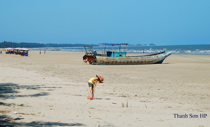 Tra-co beach