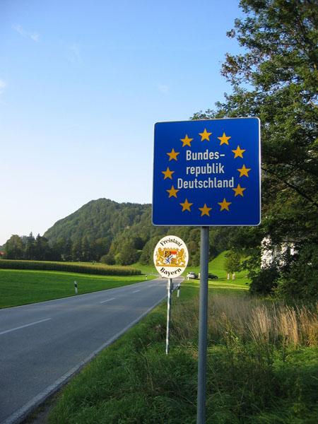 Шенген Германия
