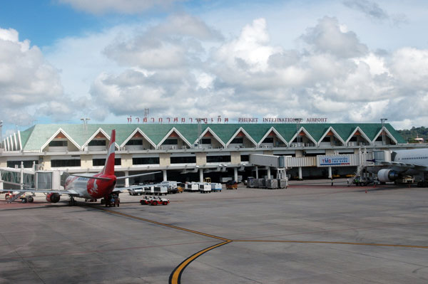 аэропорт Пхукет