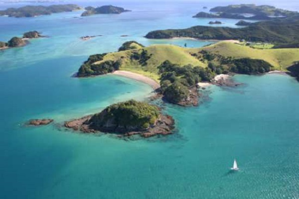 Залив островов