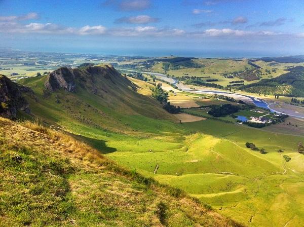 Северный остров Новой Зеландии