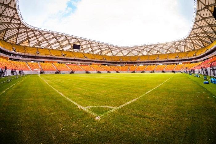 Стадионы Бразилии - Амазония