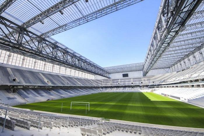 Арена Байшада стадионы Бразилии