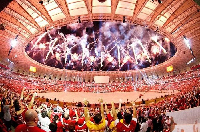 стадионы чемпионата мира Бейра-Рио