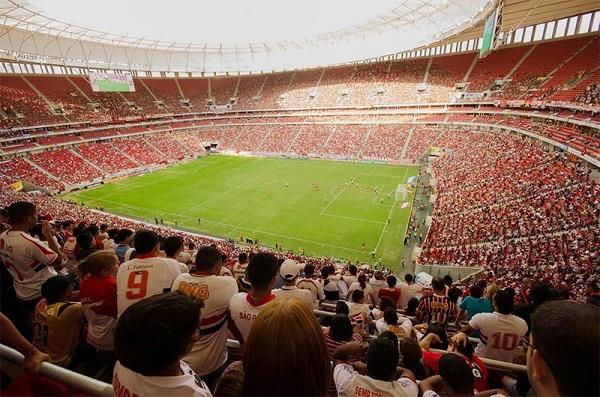 Национальный стадион Бразилии