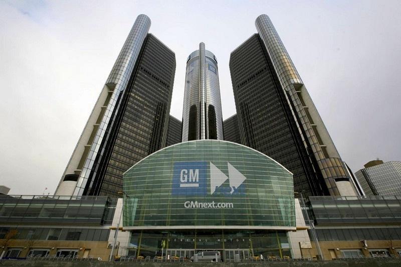 Generall Motors Detroit