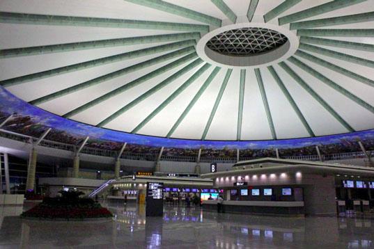 Аэропорт ордос