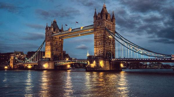 Лондон - самые большие города Европы