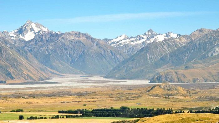 Южные Альпы