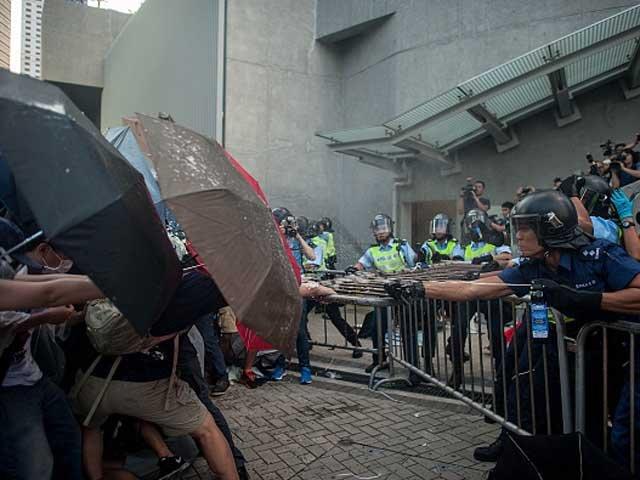 Гонконг: протесты за выборы