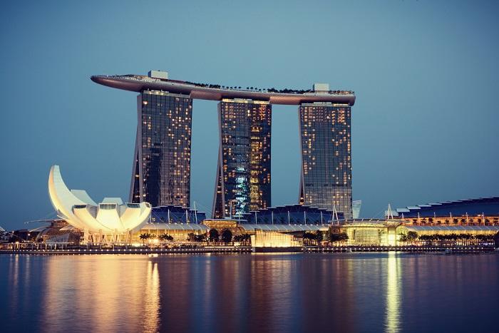 Сингапур Мариа Бей