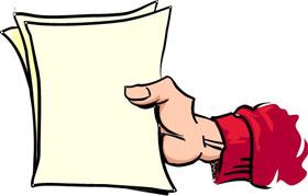 Список обязательных документов