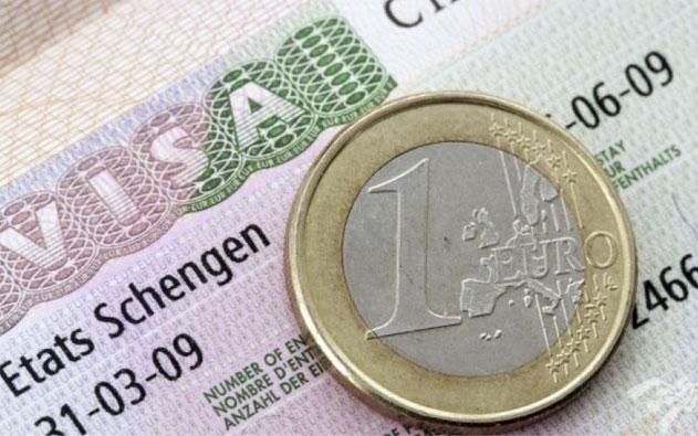 Cколько стоит шенгенская виза?