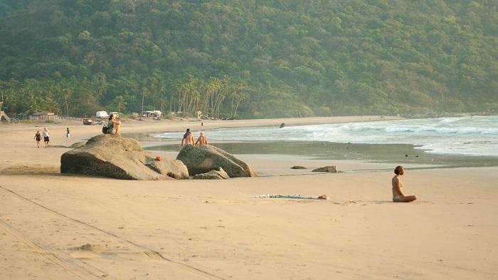 Агонда пляж Гоа