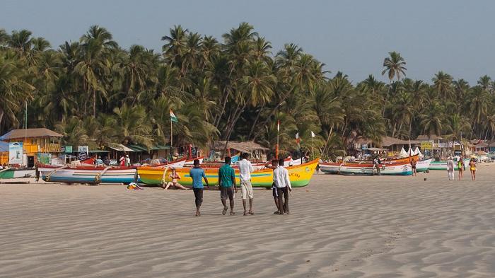 Палолем пляж Гоа