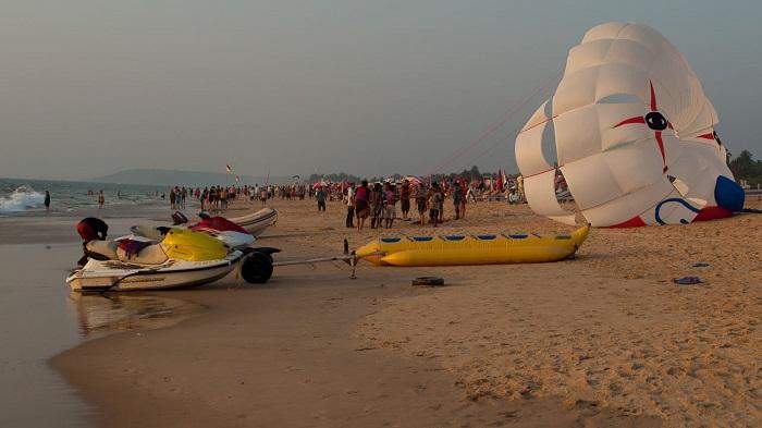 Пляж Богмало Гоа