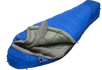Лучший зимний спальный мешок