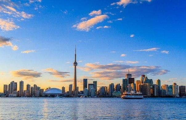 Панорама Торонто