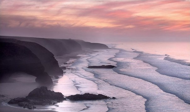 Марокко берега