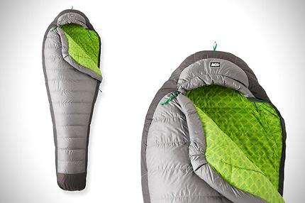 Спальный мешок REI
