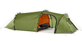 Палатка полубочка
