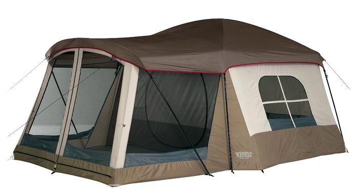 Кемпиговая палатка