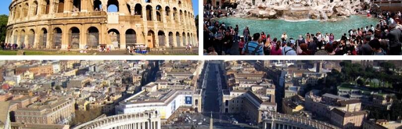 В Рим на выходные в 2020 г.