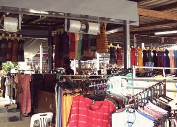 Цены на одежду в Тайланде