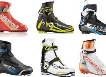 Топ 8 лыжных ботинок для конькового хода в 2020 г.