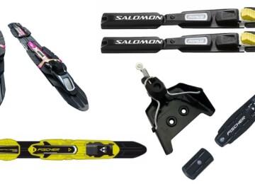 Крепления для лыж: что выбрать профи и любителю?