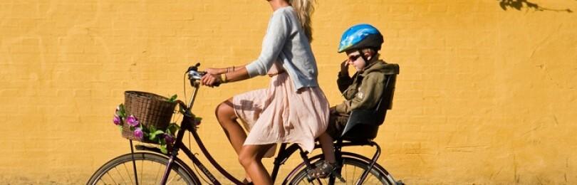 Как выбрать женский прогулочный велосипед