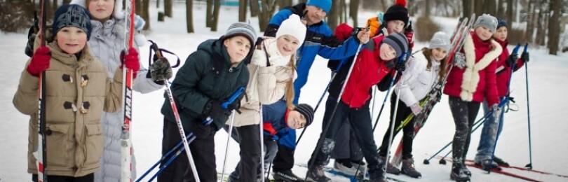 Как выбрать лыжи ребенку по росту: горные и беговые