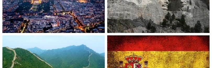 Самые посещаемые страны мира на 2020 год