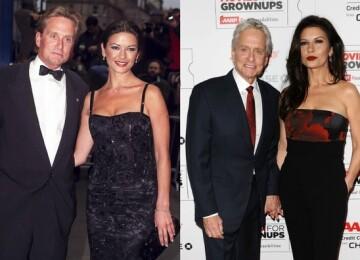 12 фото знаменитых семейных пар в молодости