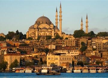 Самые большие города Европы