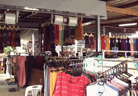 Одежда в Тайланде