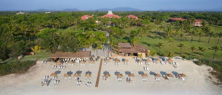 Отель на юге Гоа