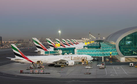 International Airport Dubai