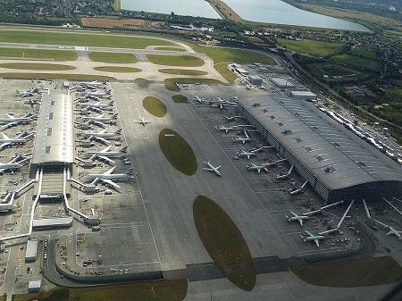 Аэропорт Хитроу, Лондон