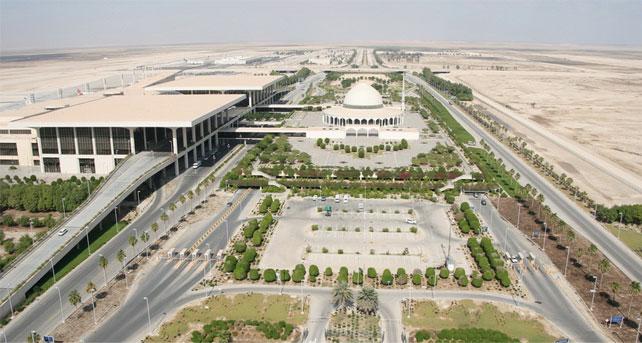 Корол Фахда - аэропорт
