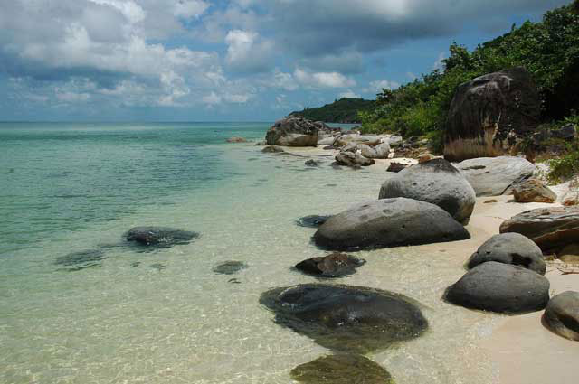 Пляж Фукока