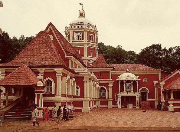 храм Kawlem (Шри Шантадурга)