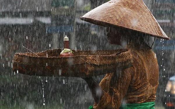 Сезон дождей Вьетнам