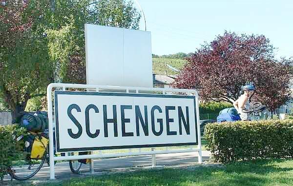 Логотип Шенгена