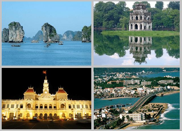 Вьетнам. Фото курортов