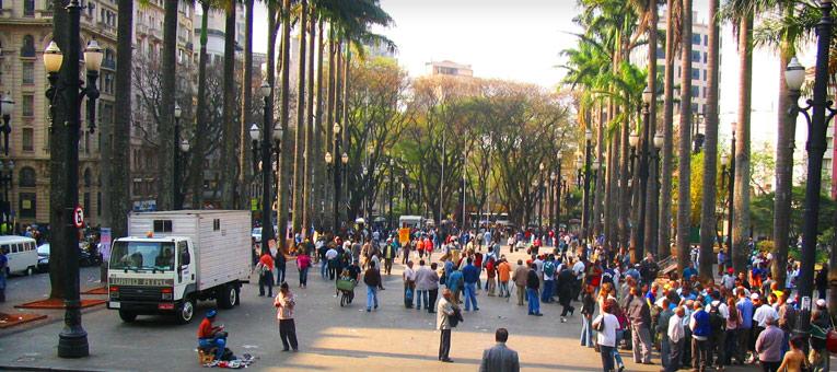 Сан-Паулу улицы