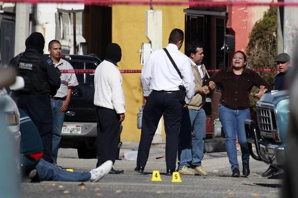 Мексиканские наркотические войны