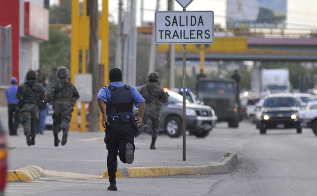 криминал в Мексике
